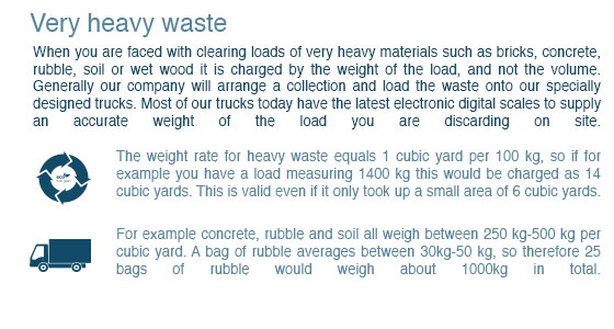 Unlimited Deals on Waste Disposal around SW9